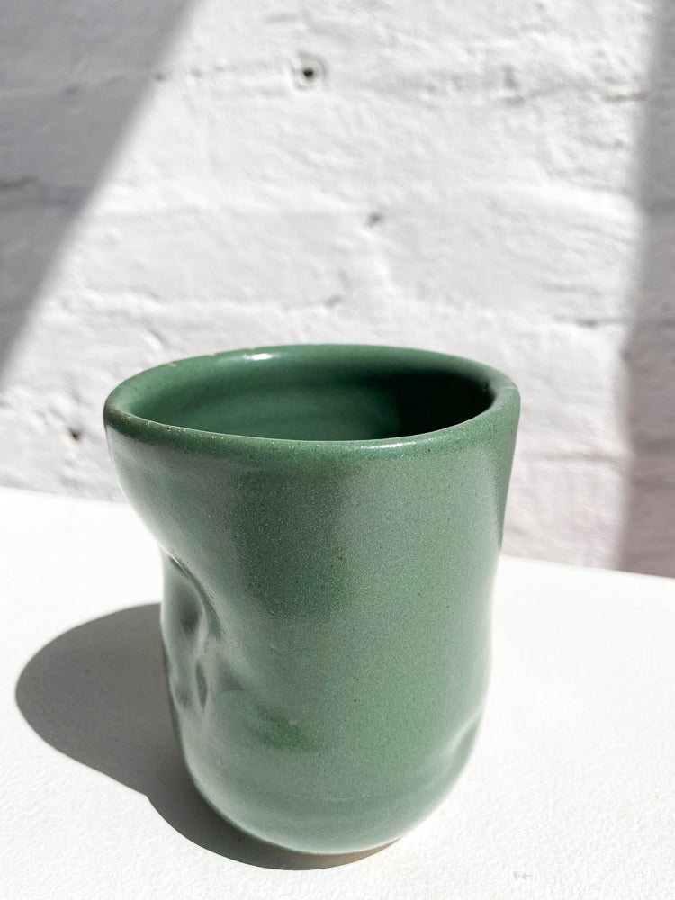 BUMP CUP | S | LEAF GREEN