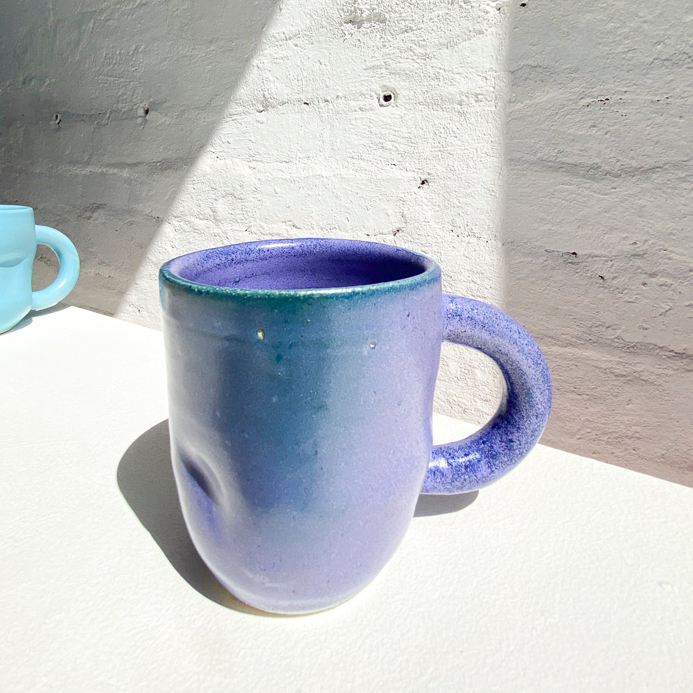 BUMP MUG | S | PURPLE