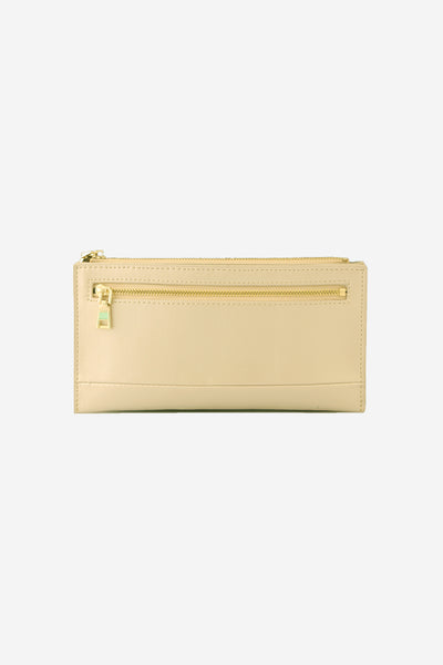 FRONT ZIP LONG WALLET