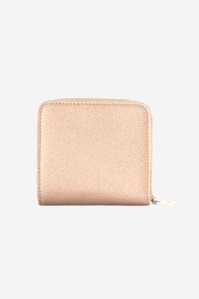 N-shape zip wallet