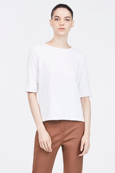 3/4 HEM SLEEVES TOP