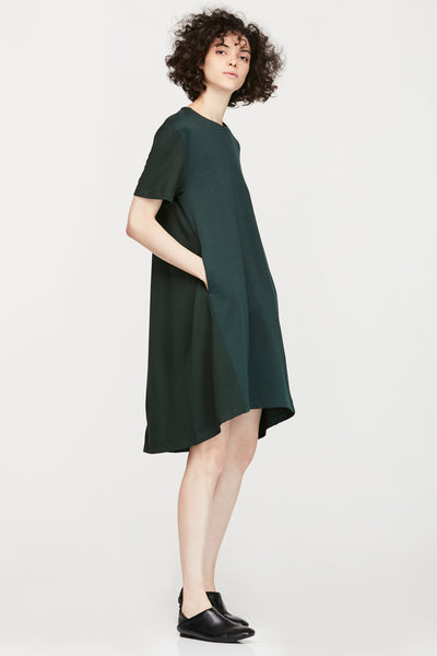 SLEEVES DRESS