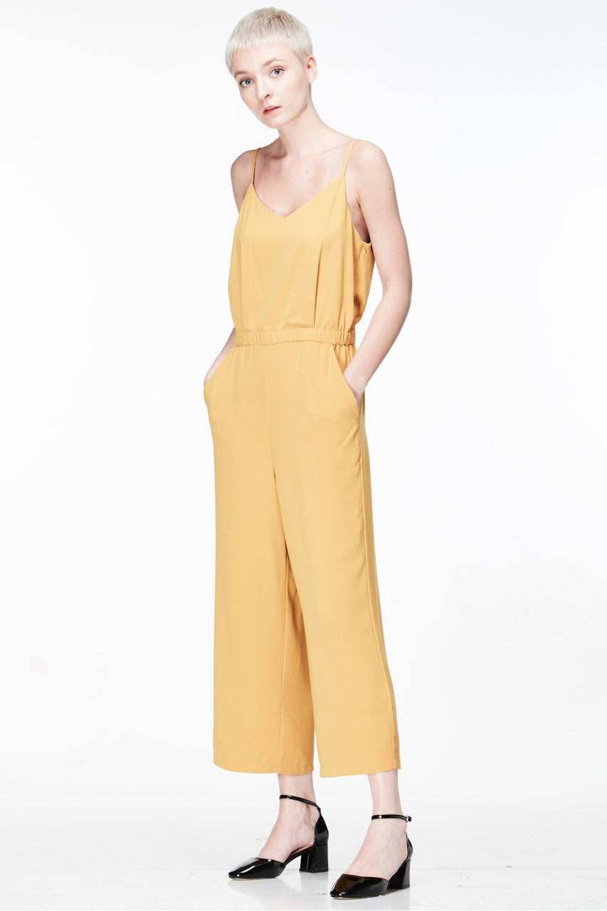 Wide Legs Jumpsuit