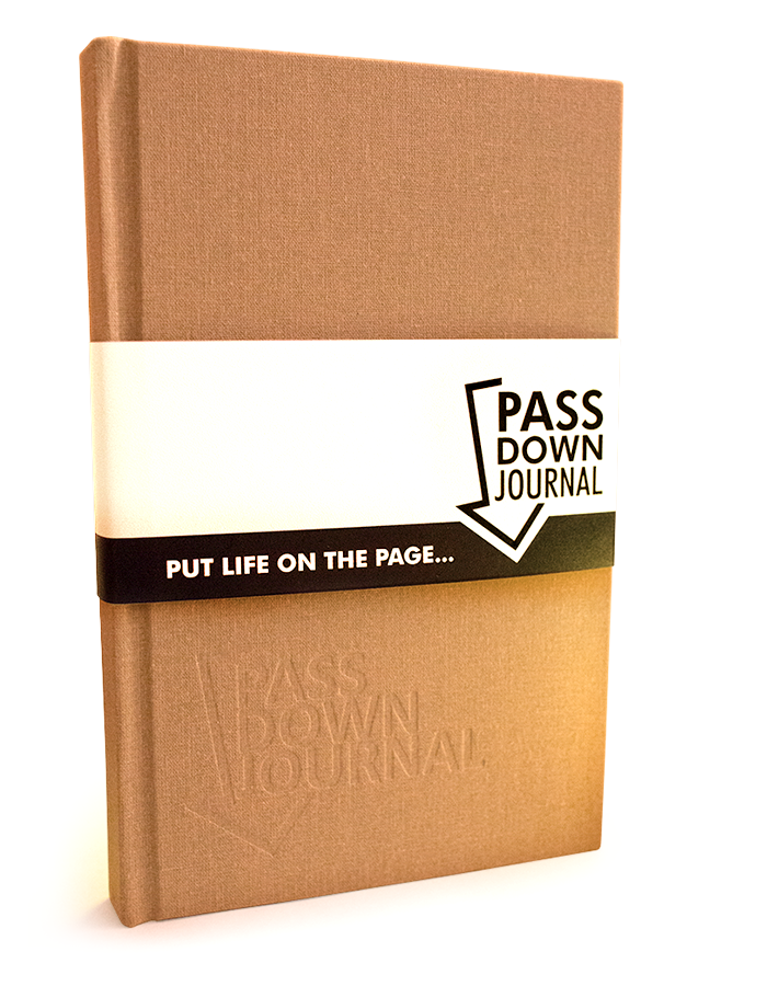 Pass Down Journal