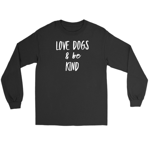 Love Dogs and Be Kind collection