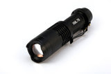 LED Tactical Flashlight F+S Offer