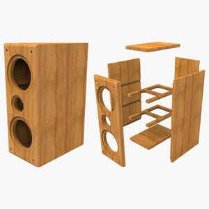 Audio Design by Curt Campbell and Dennis Murphy is a special feature of our DIY speaker building store. Rhythm Audio Design offers 2-way speakers, MTM 2-way speakers and 3-way tower speakers.