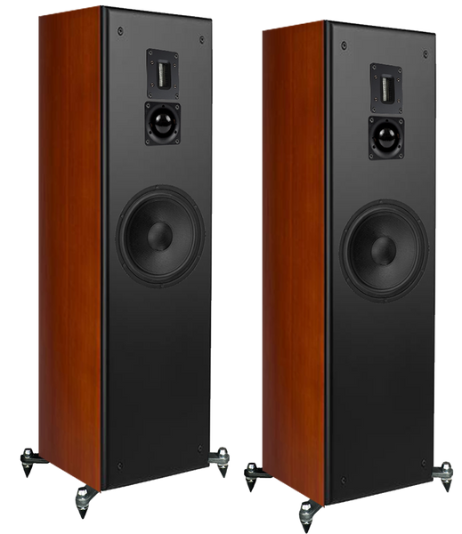 Dennis Murphy 3-way tower speaker