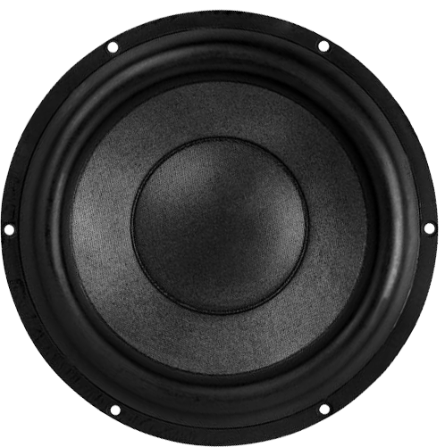 "Morel TiCW1058FT Titanium Series 10"" Subwoofer 8 Ohm - Rhythm Audio Design"