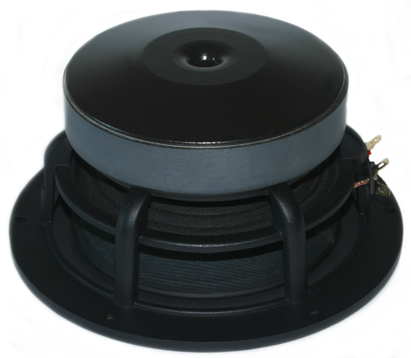 R176-P-08 Carbon/Pulp  7'' Woofer 8 ohm - Rhythm Audio Design