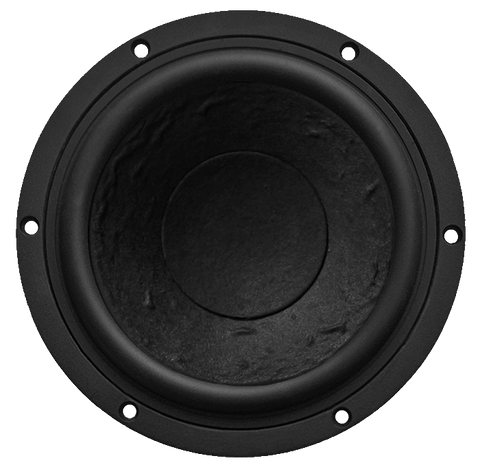 Rival Acoustics R176-P-08 Carbon/Pulp  7'' Woofer 8 ohm - Rhythm Audio Design