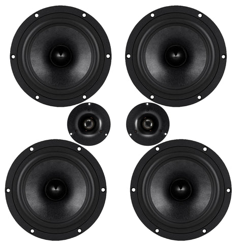 Slapshot MTM Speaker Kit - Rhythm Audio Design