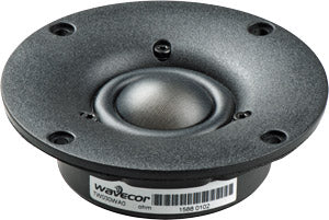 Wavecor TW030WA10 30mm Textile Dome Tweeter with Curved Faceplate 8 Ohm