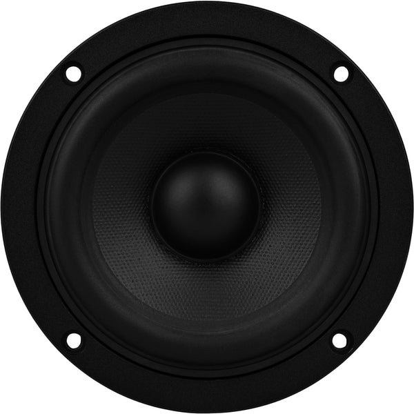 "Wavecor WF120BD05 4-3/4"" Balanced Drive Paper/Glass Fiber Cone Mid-Woofer 4 Ohm"