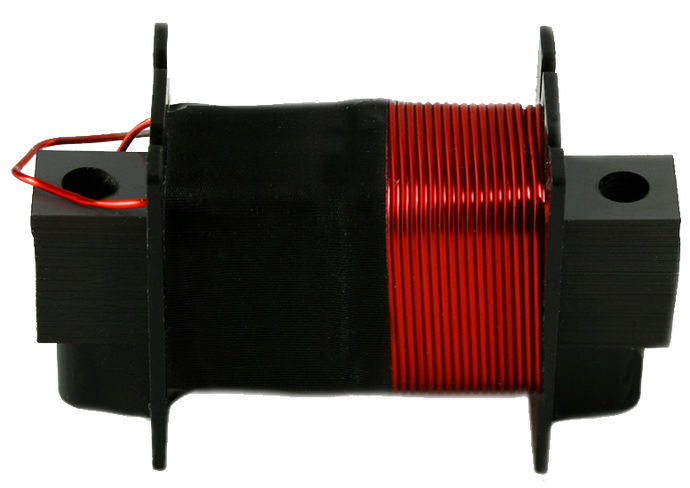 3.5 mH steel core inductor - Rhythm Audio Design
