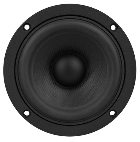 "Wavecor WF120BD04 4-3/4"" Balanced Drive Paper Cone Mid-Woofer 8 Ohm - Rhythm Audio Design"