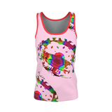 Surfboard Magic Pink - Women's Tank Top