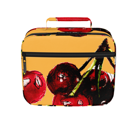 Cherry Time Orange - Lunchbox