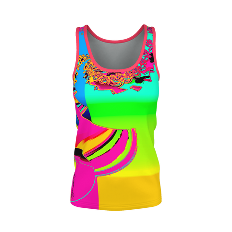 Color Mystic - Womens Tank Top