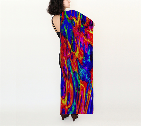 Color Fusion - Long Scarf