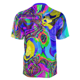 Colorful Maze - Mens T Shirt
