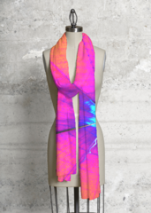 Modal Scarf - three women pink by VIDA VIDA