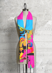 Color Beauty - Modal Scarf