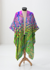 Color Swirl Wrap - Sheer Wrap
