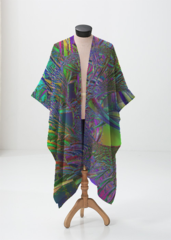 Rainbow Wonderland Wrap - Sheer Wrap