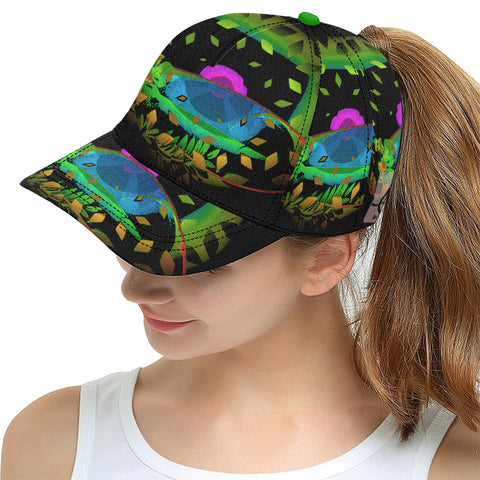 Surfboard Magic - All Over Print Snapback Cap