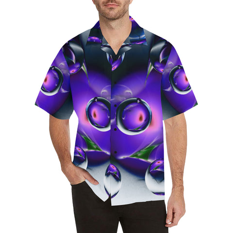 Imagine It 5 Men's All Over Print V-Neck Shirt (Model T58)