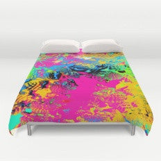 Ocean of Color - Duvet Cover