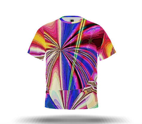 Points of Color Creative - Men's Tee
