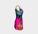 Color Fantasy 1 - Flare Dress