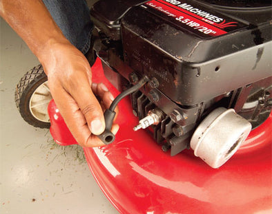 Fixing Your Mower On The Cheap