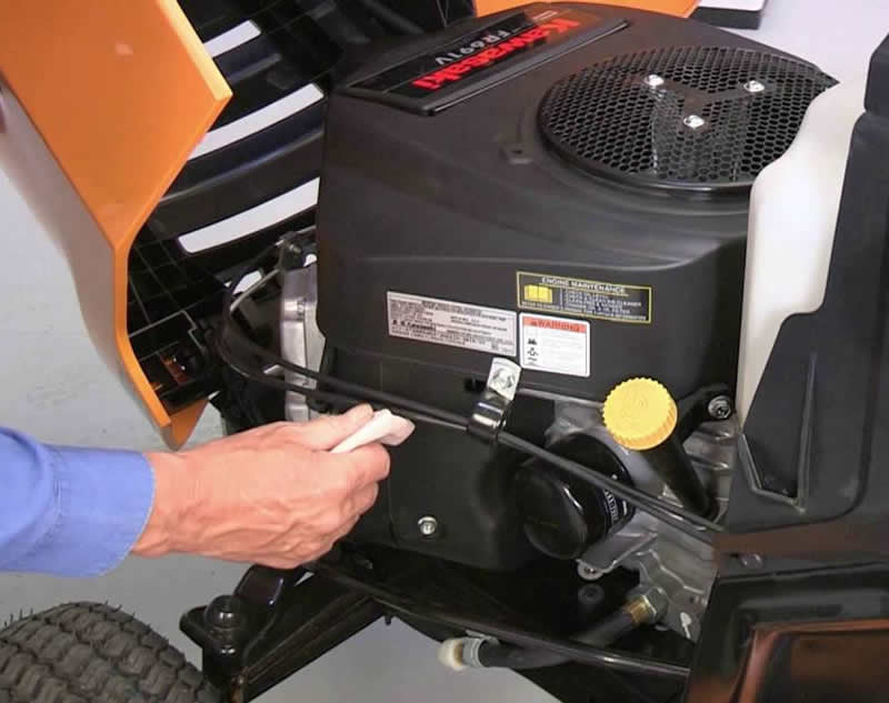 Replacing a Small Engine on your Engine Powered Equipment.
