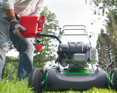 How to prevent fuel problems with your lawn mower.