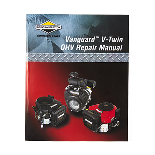 Briggs and Stratton Vanguard V-Twin OHV Repair Manual