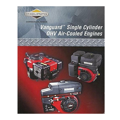 Briggs and Stratton Vanguard Single Cylinder OHV Repair Manual