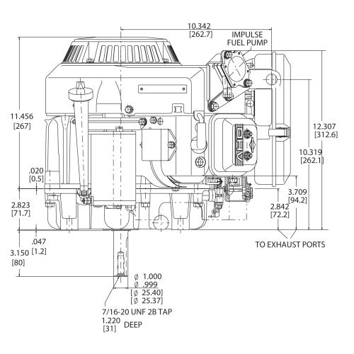 12 hp briggs and stratton engine diagram wiring vertical shaft engine diagram wiring diagram schemes  vertical shaft engine diagram wiring