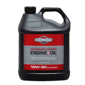 Briggs & Stratton 10W30 Oil - 4 Litre