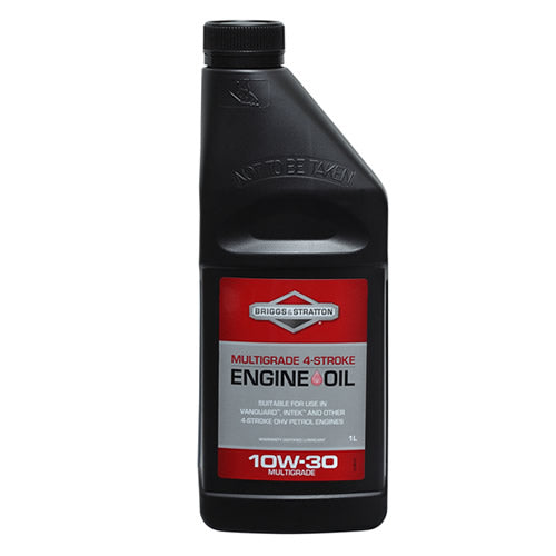 Briggs & Stratton 10W30 Oil - 1 Litre