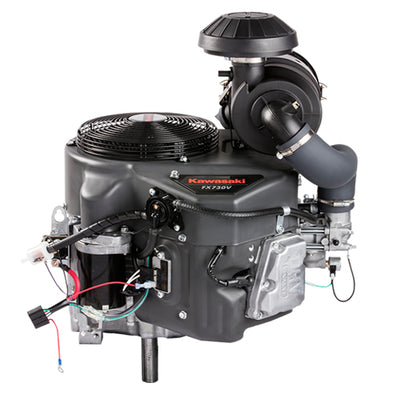 Kawasaki FX730V 23.5HP Petrol Lawnmower Engine (Heavy Duty Air Filter)