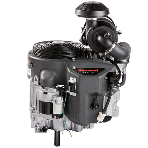 Kawasaki FX801V 25.5HP Petrol Lawnmower Engine (Heavy Duty Air Filter)