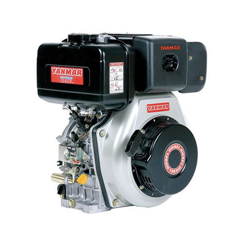 Yanmar L48N 4.7HP Industrial Diesel Engine - Manual Start