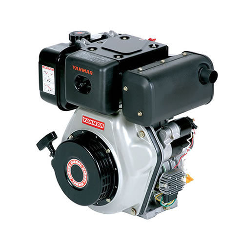Yanmar L70N 6.7HP Industrial Diesel Engine - Electric Start – Small Engine Warehouse Australia