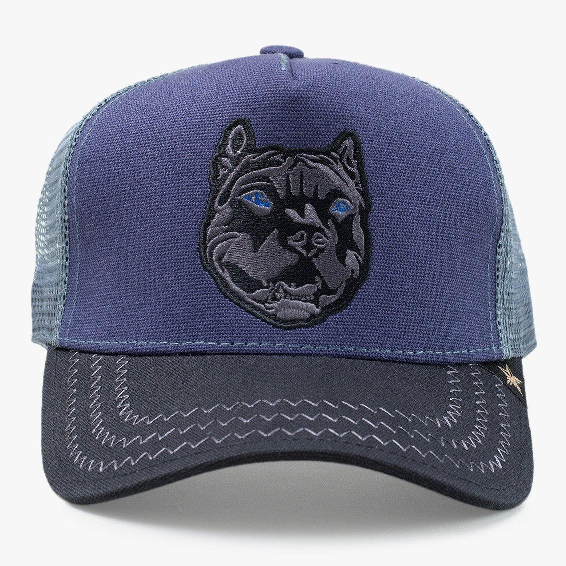 Pit Purple Trucker Hat
