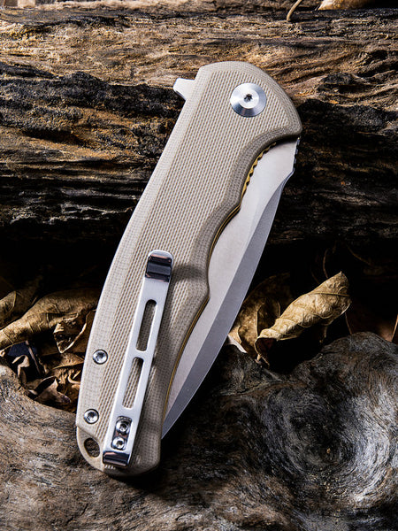 CIVIVI C803B 9Cr18MoV Blade G10 Handle Flipper