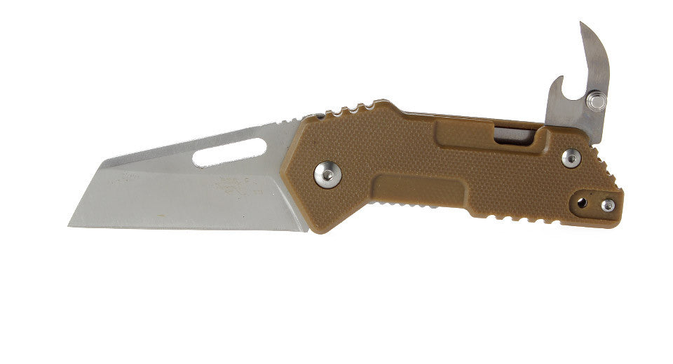Sanrenmu GA-T11 8Cr13MoV Blade Stainless Steel Handle Folding Knife