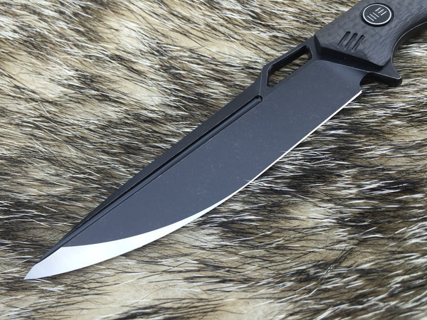 WE Knife 607A Drop Point S35VN Carbon Fiber Fixed Blade